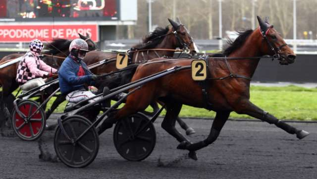 FRENCH MAN cheval