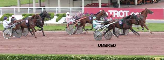 Cheval UMBRED