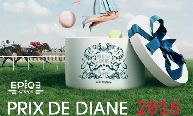 Prix de Diane Longines 2016